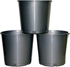 Offering, Donation Buckets, Pack 12, Silver Color