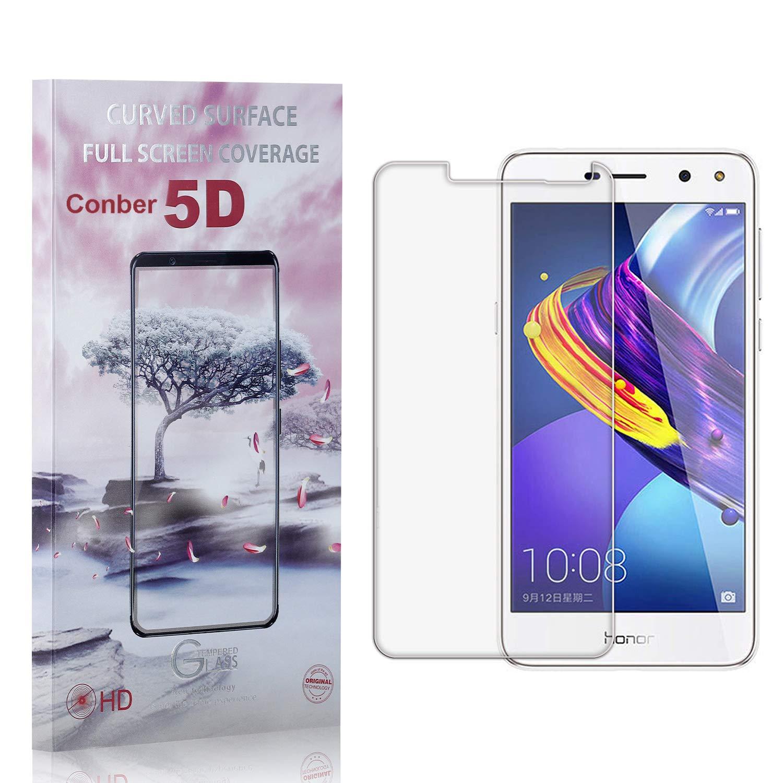 Conber 1 Pack Screen Protector Superlatite Huawei Anti-Shatt for 2017 Selling rankings Y5