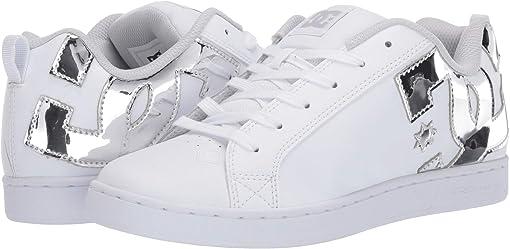 White/Silver