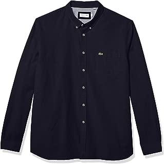 Men's Long Sleeve Regular Fit Oxford Shirt