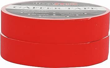 Welstik Tape 2 Pack Gaffer Tape Red,1