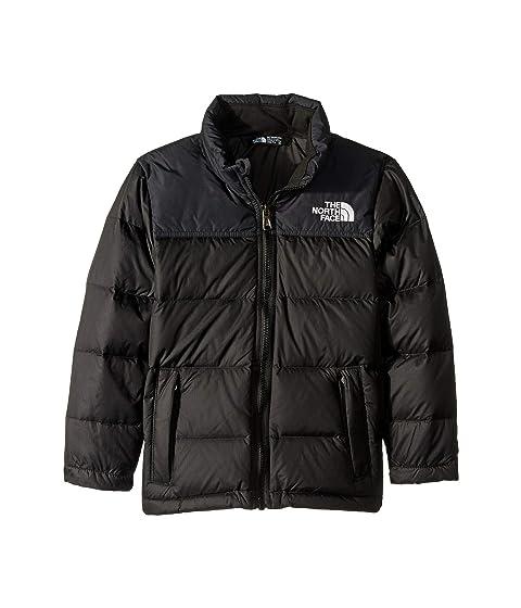 497b543868 The North Face Kids Nuptse Down Jacket (Little Kids Big Kids) at ...