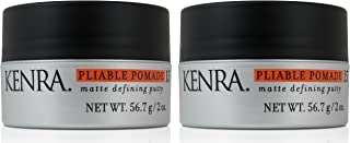 Kenra Pliable Pomade #15, 2-Ounce (2-Pack)