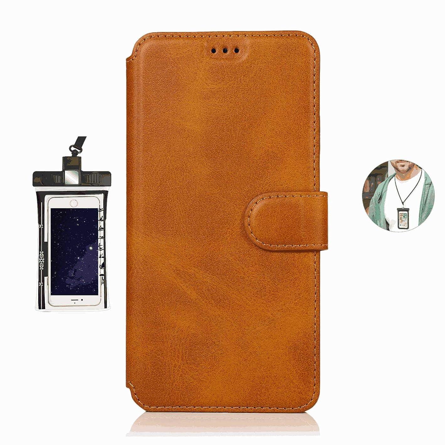 空虚取り出す羽耐汚れ 手帳型 サムスン ギャラクシー Samsung Galaxy ノート Note9 ケース レザー スマホケース 財布型 本革 カバー収納