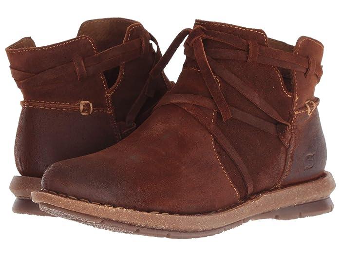 Born  Tarkiln (Brown Distressed) Womens  Boots