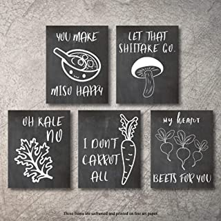 Wall Decor Kitchen Pictures Modern Farmhouse Deco Home Eat Signs Coffee Decorations Shabby Chic...