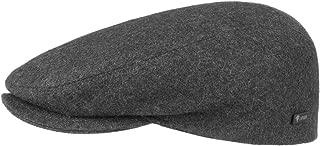 Sommerm/ütze wasserabweisend Schieberm/ütze Fr/ühjahr//Sommer Lipodo Flatcap Classic Schirmm/ütze Herren M/ütze mit Stretchband