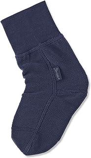 Sterntaler, Calcetín de lana, Edad: 9-18 meses, Talla: 20, Azul oscuro (Marino)