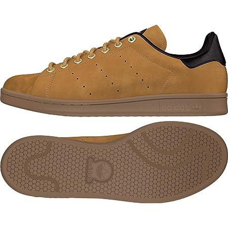 Baskets Adidas Stan Smith, Marron, Taille 37 1/3 : Amazon.fr ...