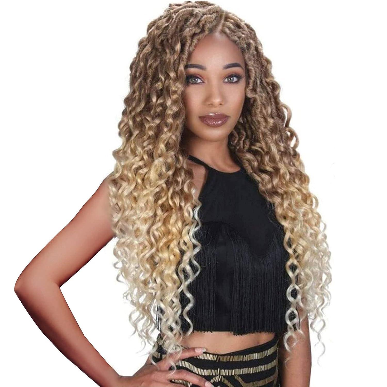 Fulcrum New Goddess Locs Crochet Hair 7 packs Super sale Inch Oakland Mall Faux Soft 22