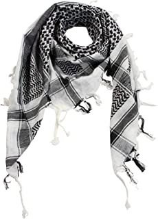 FEIXIANG Sciarpa Morbida Unisex Moda Donna Uomini Arabi kefiah kefiah Palestina Sciarpa Scialle Wrap Canapa