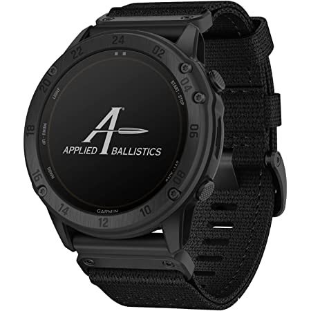 Garmin Tactix Delta Solar Smartwatch Ballistic Edition Elektronik