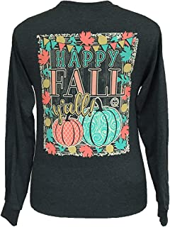 Best cute fall t shirts Reviews