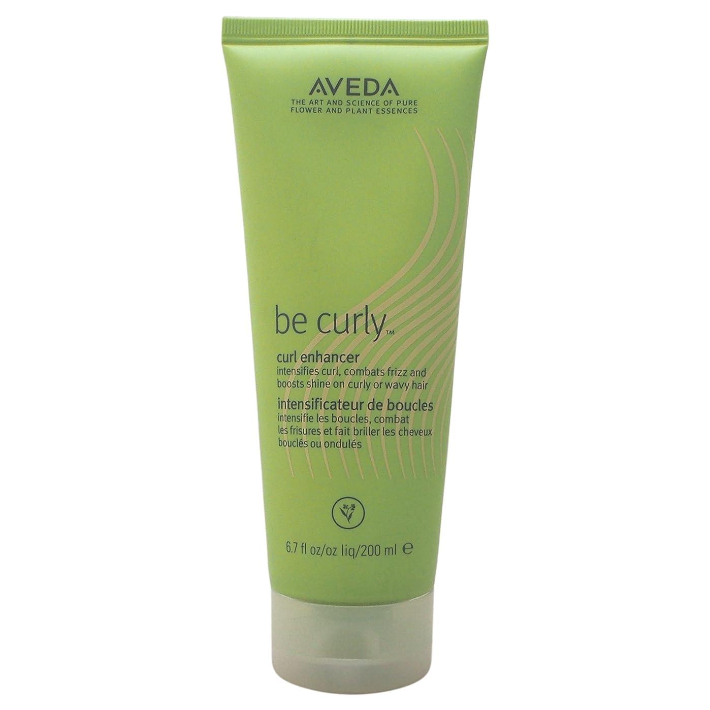 サスペンション寮同種のAveda Be Curly Curl Enhancing Lotion 200ml [並行輸入品]