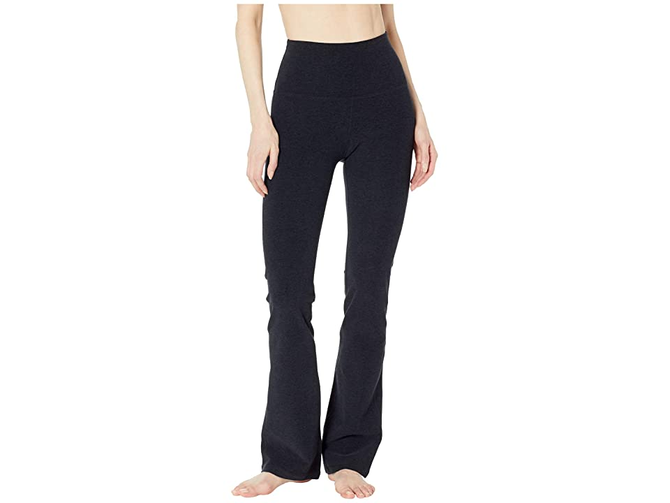 Beyond Yoga High-Waisted Practice Pants (Darkest Night) Women
