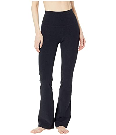 Beyond Yoga High Waisted Practice Pants (Darkest Night) Women