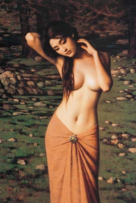 Half Nude Girls