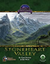 Stoneheart Valley - Swords & Wizardry