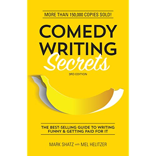 Comedy Writing Secrets Ebook