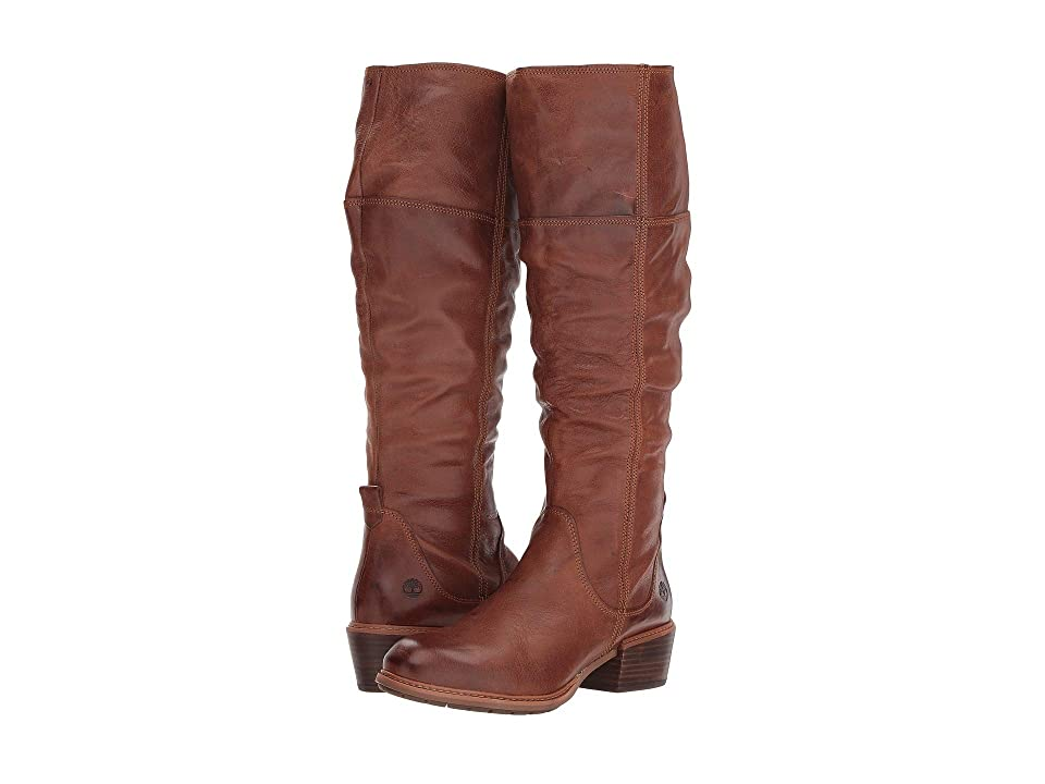 Timberland Sutherlin Bay Tall Boot (Medium Brown Full Grain) Women