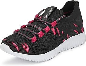 Bourge Women's Micam-111 Walking Shoes