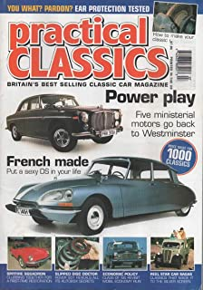 Practical Classics Magazine, July 2001 (Issue 263) and Car Restorer, Incorporating Popular Classics
