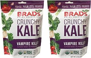 brads crunchy kale chips
