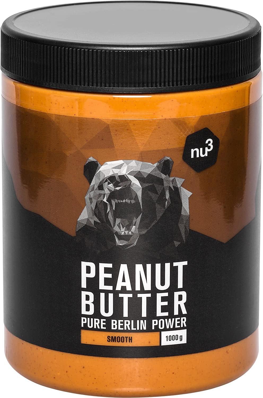 Miglior burro di arachidi Nu3