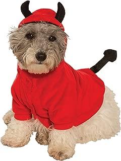 Forum Novelties Inc - Devil Hoodie Pet Costume
