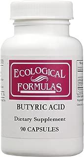 Ecological Formulas 2:1 Ratio Butyric Acid Capsules, 90 Count