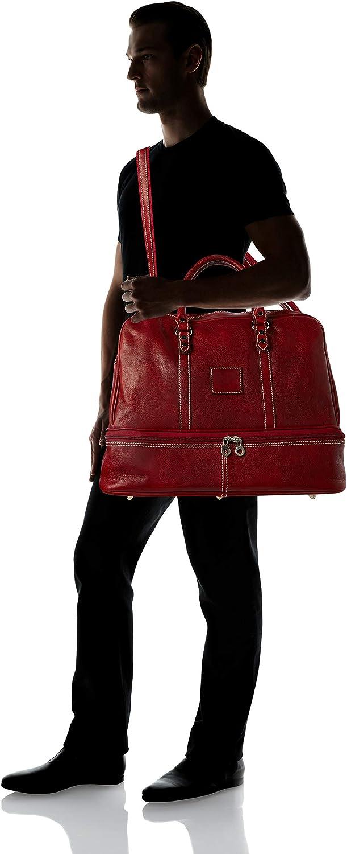 Chicca Tutto Moda Cbc18925gf22, sac à main Rouge (Rosso Rosso)