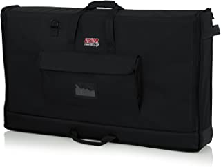 Gator Cases Padded Nylon Carry Tote Bag for Transporting LCD Screens, Monitors and TVs Between 40