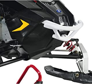Polaris New OEM Extreme Front Bumper Kit Axys White 2880381-133 Rush Switchback