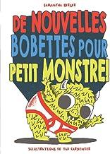 de Nouvelles Bobettes Pour Petit Monstre!