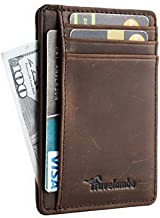 Best thin leather wallet Reviews