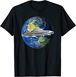 UFO Coming to Earth T-shirt