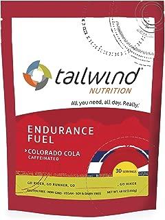 Tailwind Nutrition Caffeinated Endurance Fuel Colorado Cola 30 Serving