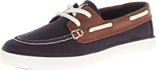 Polo Ralph Lauren Kids' Sander-CL Boat Shoe (Toddler/Little Kid/Big Kid)