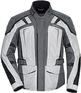 Tourmaster Transition Series 5 Jacket (Medium) (Light Grey/Gunmetal)