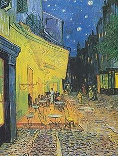Cafe Terrace at Night by Vincent Van Gogh - 427 Unique Pieces by Nautilus Puzzles