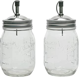 Mason Craft And More 16oz Oil and Vinegar Cruet set (1)