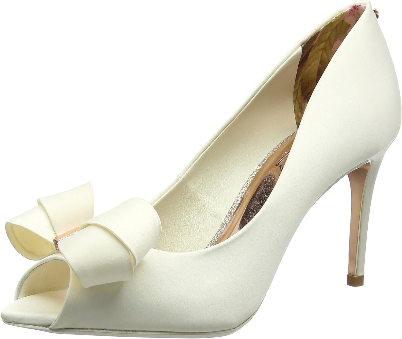 Ted Baker Women's Vylett Shoes, Ivory