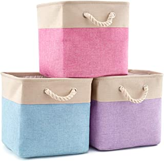small collapsible storage bins