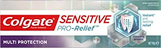 Colgate Sensitive ProRelief Multi Protection Sensitive Toothpaste Clinically Proven Teeth Pain Relief 110g