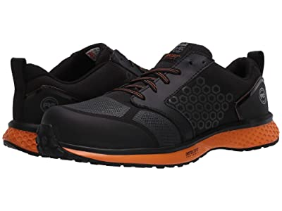 Timberland PRO Reaxion Composite Safety Toe (Black/Orange) Men