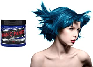 Manic Panic After Midnight Blue Hair Dye Color