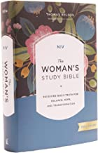 NIV, The Woman's Study Bible, Hardcover, Full-Color: Receiving God's Truth for..