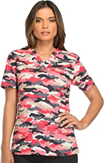 Dickies Women's V-Neck Top