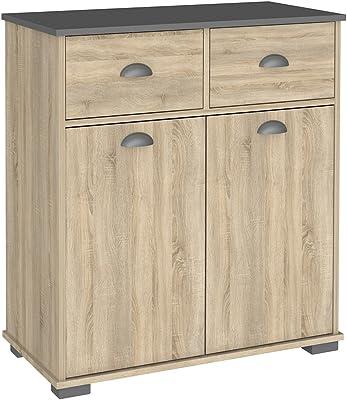 mercers furniture Mueble con 2 Puertas y 2 cajones, Panama ...