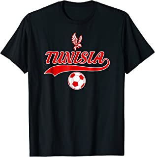 Tunisia Team world fan soccer 2018 jersey | Cup Fan T-Shirt